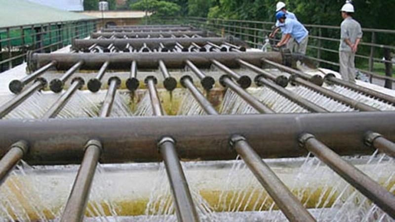 Hà Nội: Các nhà máy nước phải bảo vệ nguồn nước đầu vào