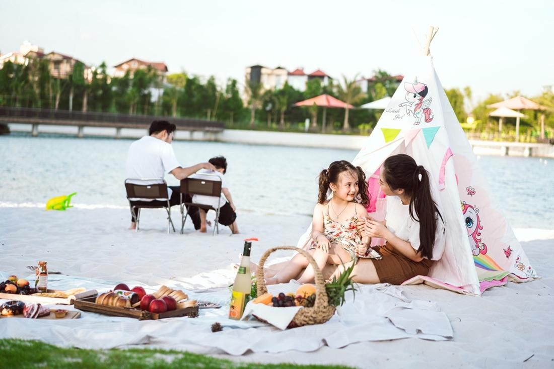 song hanh phuc nhu nguoi nauy giua long ha noi
