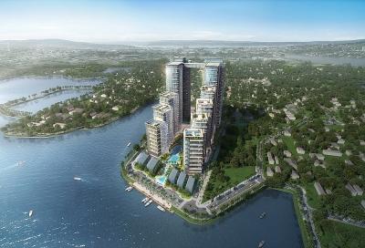Sun Group và Ascott bắt tay vận hành khu phức hợp khách sạn, căn hộ dịch vụ cao cấp bên hồ Tây