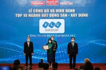 flc duoc vinh danh top 10 nganh bat dong san xay dung thuong hieu manh viet nam nam 2020 2021