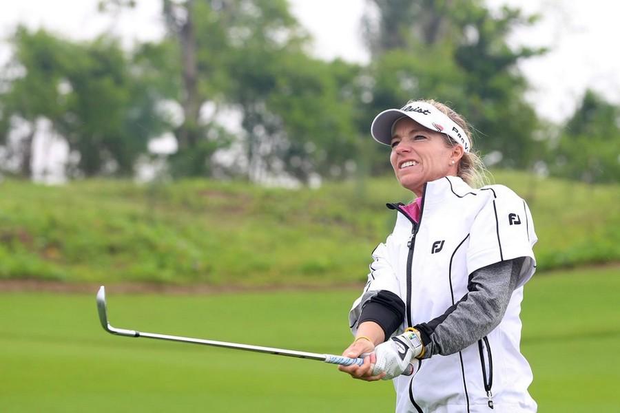 Gôn thủ chuyên nghiệp Mỹ nói gì về sân FLC Samson Golf Links?