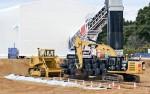 Hoàn thành công trình lưu giữ đất phóng xạ tại Fukushima
