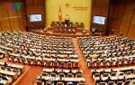 Quốc hội thảo luận nhiều dự án Luật quan trọng