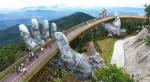 Cầu Vàng - Cây cầu đặc biệt nhất Đà Nẵng