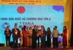 Thương hiệu ROSSI đứng trong Top 1 Hàng Việt Nam được người tiêu dùng ưa thích
