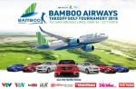 Cơ hội săn HIO hàng trăm tỷ đồng tại giải golf của Bamboo Airways