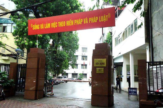 Bộ Xây dựng triển khai Ngày pháp luật Việt Nam