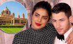 Bên trong lâu đài Nick Jonas làm đám cưới với Hoa hậu Thế giới
