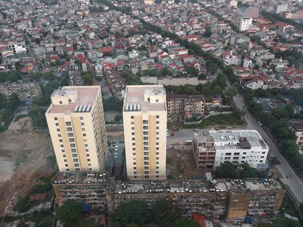 Nghệ An: Không quy hoạch xây dựng nhà chung cư tại khu vực đông dân cư