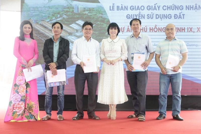 Phú Hồng Thịnh góp phần phát triển hạ tầng đô thị tỉnh Bình Dương