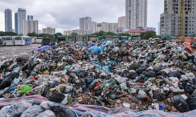Giải pháp xử lý rác thải nhựa