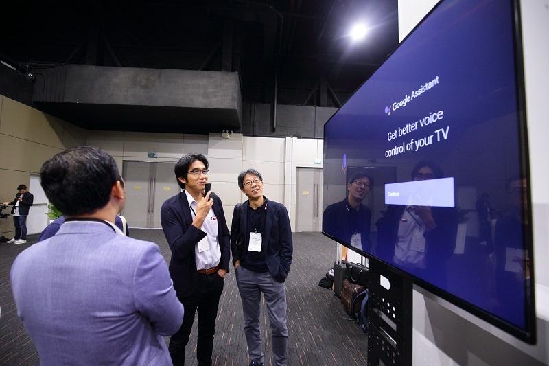 Vinsmart ra mắt tivi thông minh chạy hệ điều hành Android TV của Google