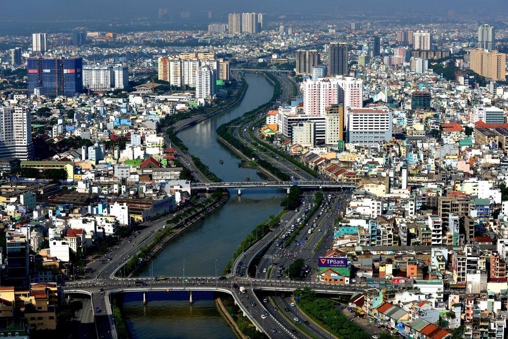 Nghĩ về các đô thị thông minh
