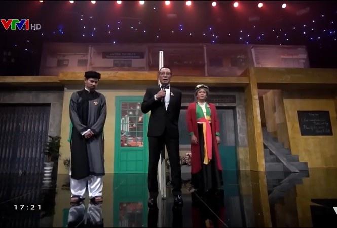 NSND Tự Long, NSƯT Xuân Bắc bật mí chương trình Tết 12 con giáp