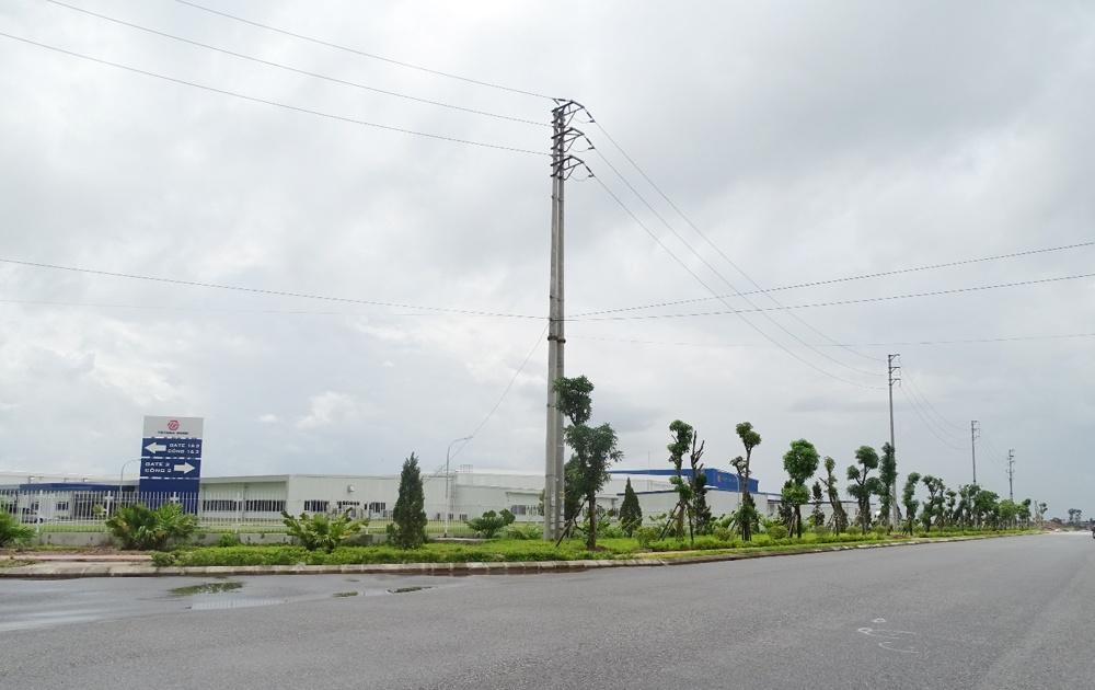 Thái Bình: Đầu tư mở rộng Khu công nghiệp Tiền Hải lên 466 ha