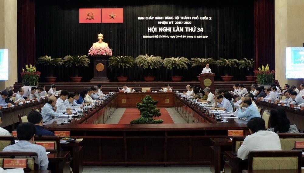 TP Hồ Chí Minh thông qua các chỉ tiêu phát triển chủ yếu năm 2020