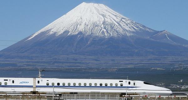 Shinkansen - Niềm tự hào người Nhật