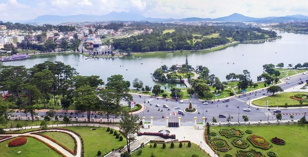 Lê Quang Trung - người thổi hồn cho đô thị Lâm Đồng