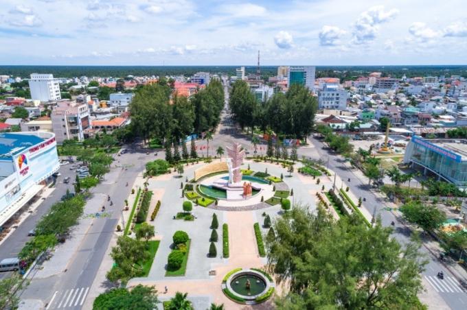3 huyện, thành phố về đích xây dựng nông thôn mới
