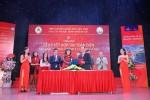 Lễ ký kết hợp tác giữa Câu lạc bộ Bất động sản Hà Nội và MGLAND Việt Nam