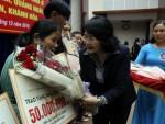 Trao 25 tỷ đồng hỗ trợ xây nhà tình nghĩa cho 5 tỉnh miền Trung