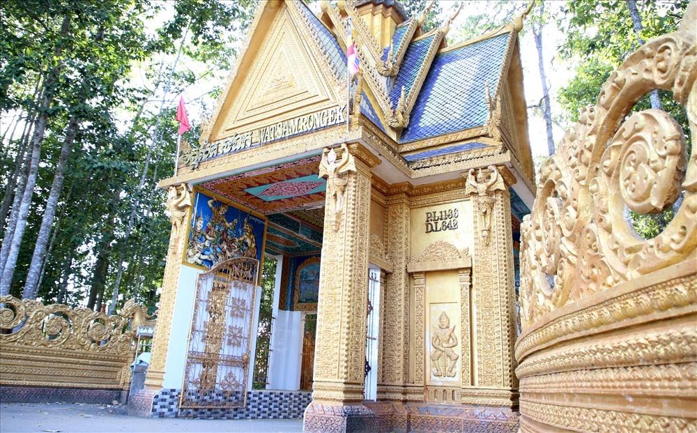 Bên trong ngôi chùa cổ hơn 1.300 năm tuổi ở Trà Vinh