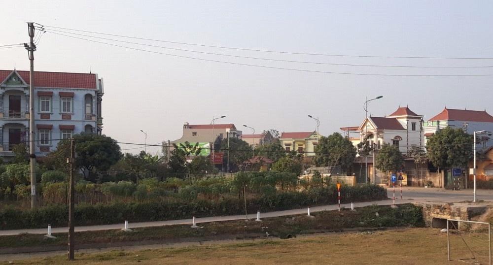 """Lập Thạch (Vĩnh Phúc): Xã Đồng Ích """"thay da đổi thịt"""""""