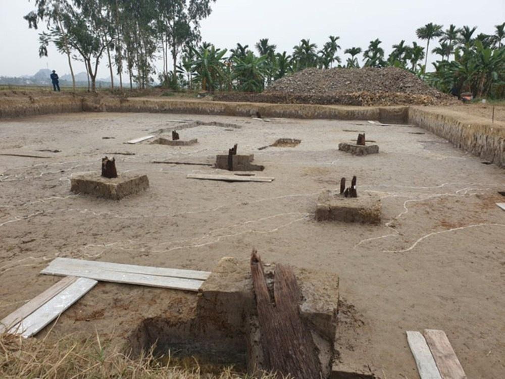 Hải Phòng: Công bố thông tin khai quật bãi cọc Cao Quỳ