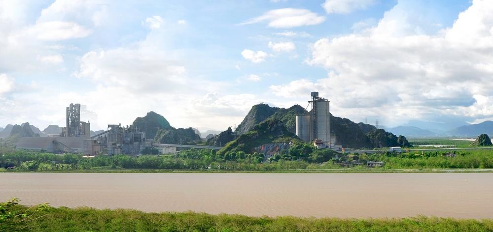 Xi măng VICEM Hải Phòng: Một thời đạn bom, một thời hòa bình