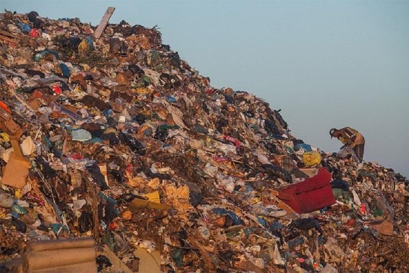 Mối lo khí thải từ các bãi rác