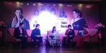 """Hai diễn viên phim """"Cô dâu 8 tuổi"""" đến Việt Nam: Chỉ 20 khán giả 'gắng gượng' đến gặp 'thần tượng'"""
