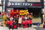 Khai trương King BBQ Buffet Tân Sơn Nhì