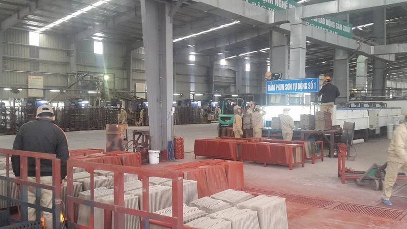 Quảng Ninh: Thanh Tuyền-Nhà máy gạch ngói không nung lớn nhất Việt Nam