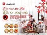 Gửi tiết kiệm trúng vàng tại Ngân hàng SeABank