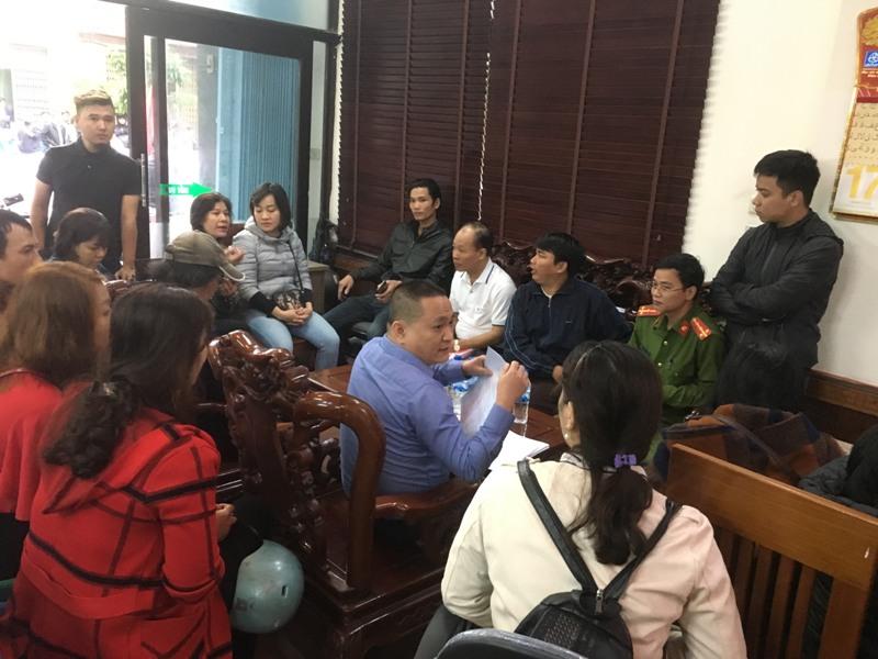 Đà Nẵng: Cty Bách Đạt An lên tiếng về vụ việc dân đòi sổ đỏ