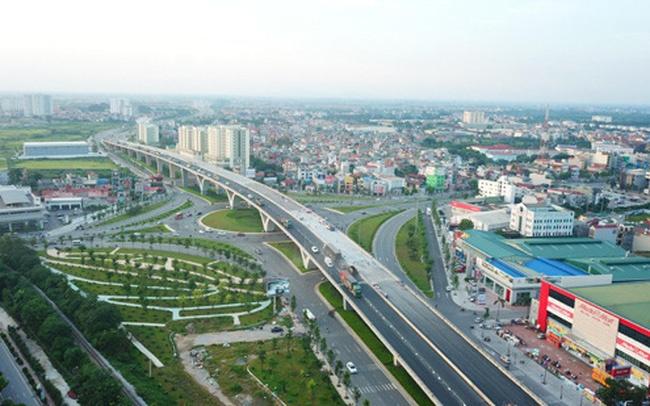 Sau 2 năm quy hoạch Thủ đô, bất động sản khu Đông phát triển bứt phá