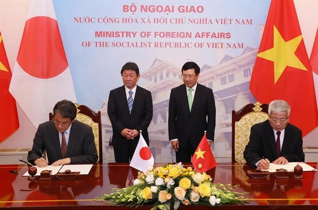 Việt Nam, Japan agree to enhance political trust