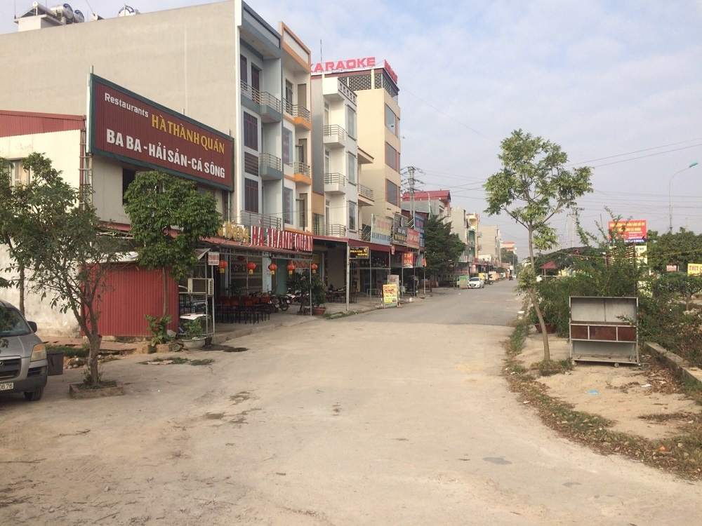 Khu đô thị Đình Trám - Sen Hồ dần hình thành đô thị vệ tinh hiện đại