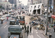 25th anniversary of great hanshin earthquake