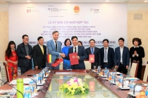 ministry of construction and giz signes memorandum of cooperation for vietnam green housing program 2021 2025