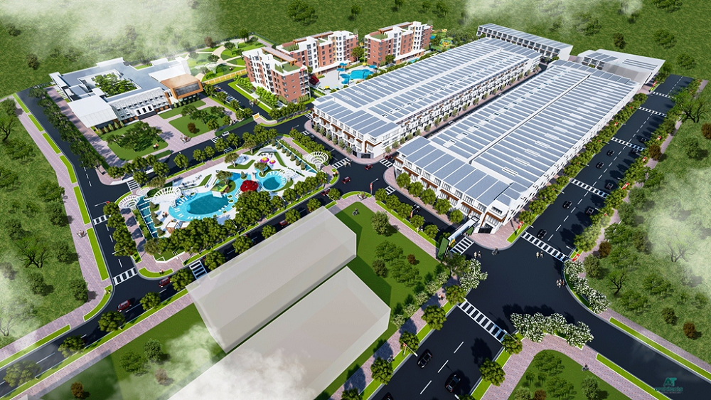 Dự án Khu dân cư Tháp Chàm 1 Ninh Thuận - Đẳng cấp phong cách Chăm Pa