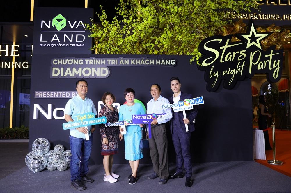 Novaland tri ân khách hàng thân thiết với chuỗi sự kiện âm nhạc đẳng cấp