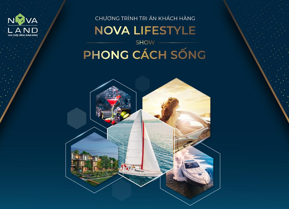 Nova Lifestyle - Show Phong cách sống: Nơi trải nghiệm không gian sống độc đáo bên bến du thuyền