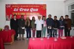 Bệnh viện Đa khoa 115 Nghệ An tặng quà Tết bệnh nhân chạy thận nhân tạo