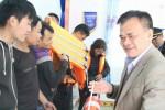 Quảng Ninh: Đầu xuân tặng áo phao phòng đuối nước cho ngư dân