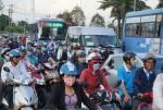 Khi nào TPHCM cấm xe máy vào 4 quận trung tâm?