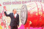 Tam Chuc Pagoda festival opens in Ha Nam province