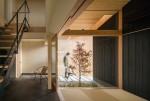 'Vẻ đẹp trống trơn' trong ngôi nhà Nhật