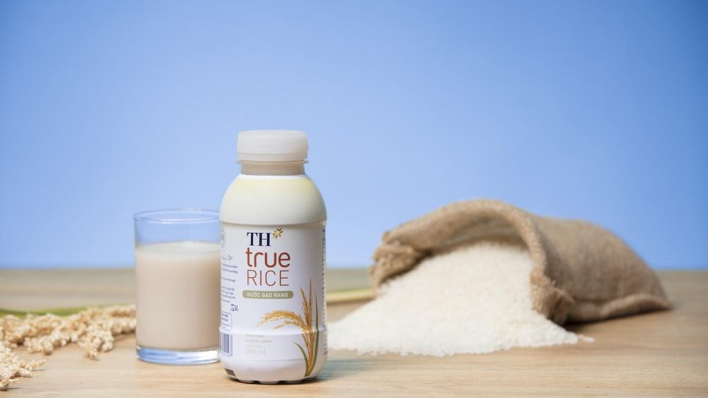 TH true RICE: Chắt lọc tinh túy từ những hạt gạo cao cấp