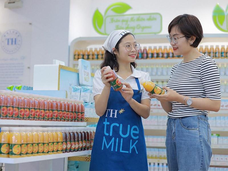 Tập đoàn TH tiếp tục tiên phong trên con đường sản xuất, kinh doanh đồ uống tốt cho sức khỏe